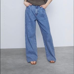 Extra long jeans